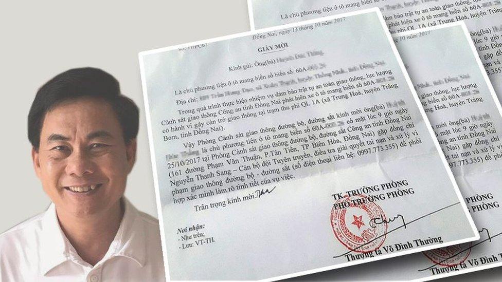 Đồng Nai: Phó phòng CSGT xác nhận từng bị kỷ luật
