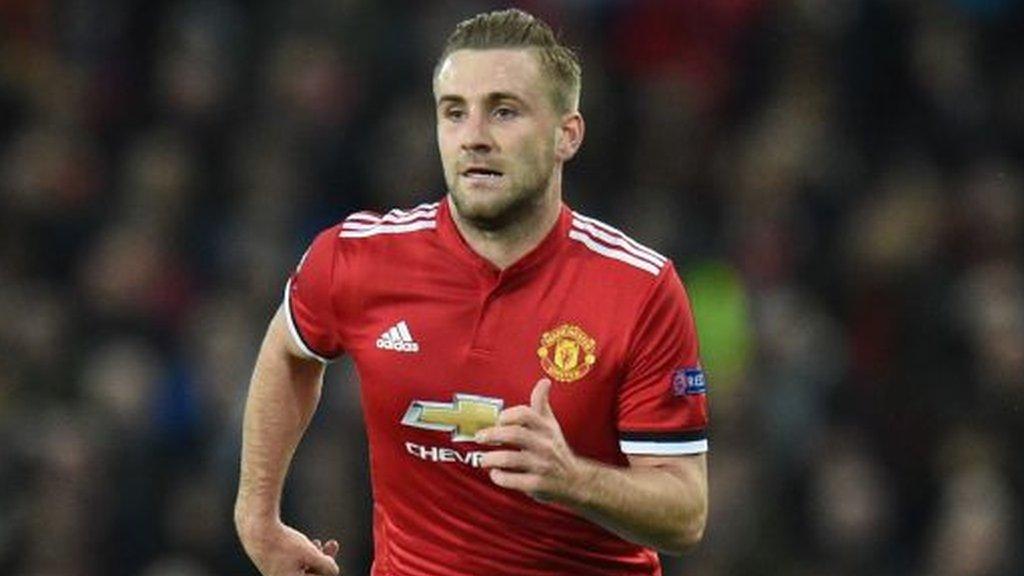 Man Utd offer Shaw to rivals - Saturday's gossip column