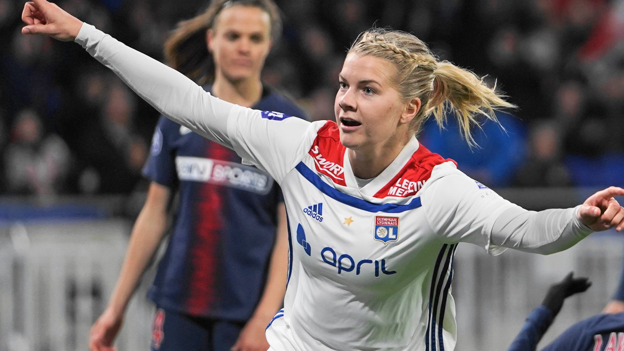 BBC Women's Footballer of the Year 2019: Ada Hegerberg profile