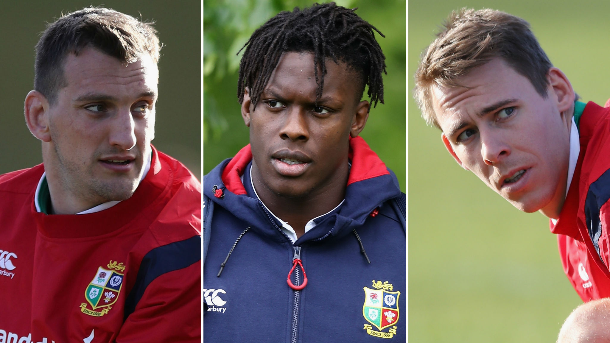 Itoje in, Jones out - who made your Lions XV?