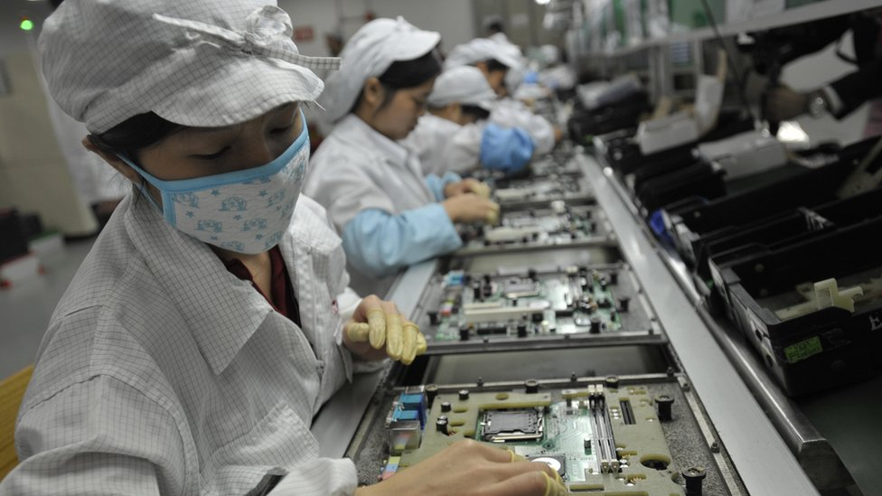 Foxconn stops interns' illegal overtime at iPhone X factory