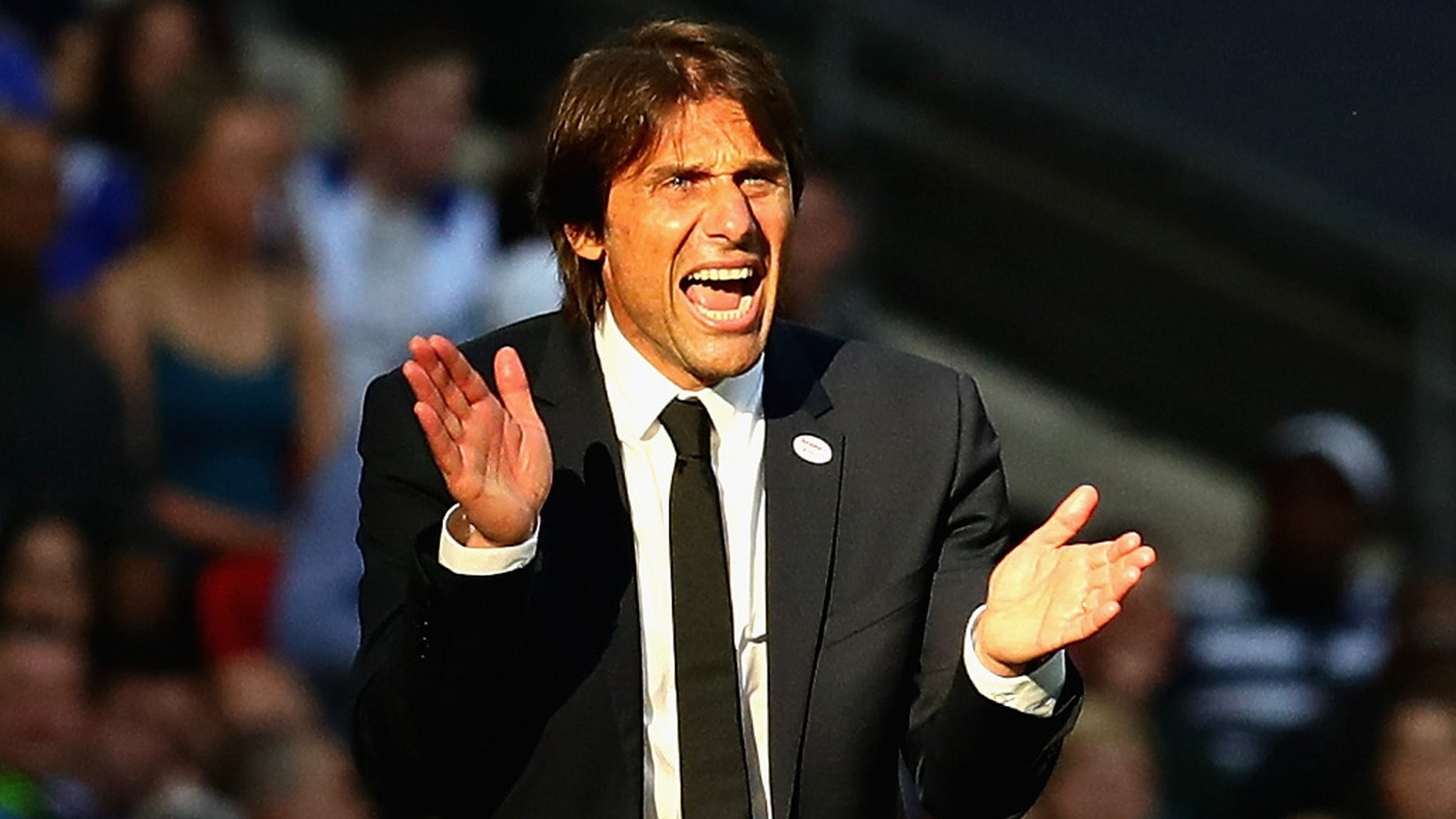 Tuesday's gossip column - Real keen on Conte