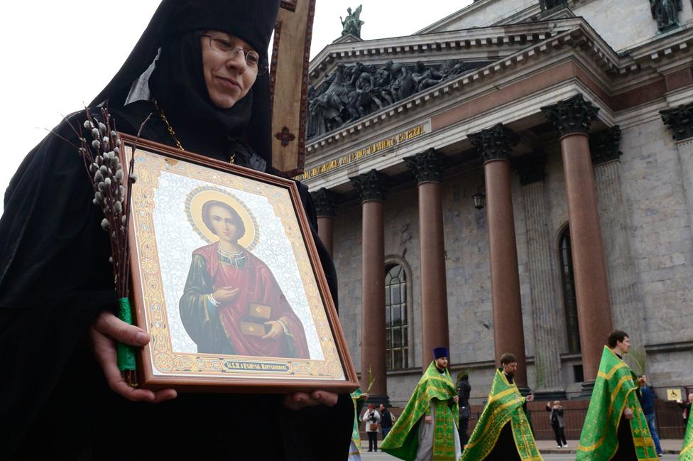 俄羅斯東正教會。