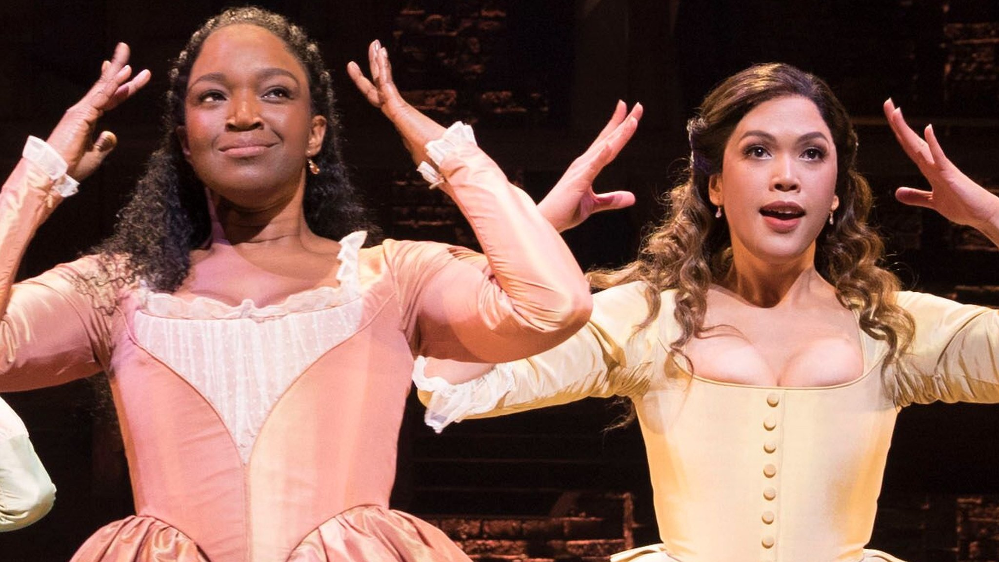 Hamilton musical wows first London audience