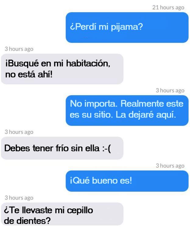 intercambio de mensajes 3