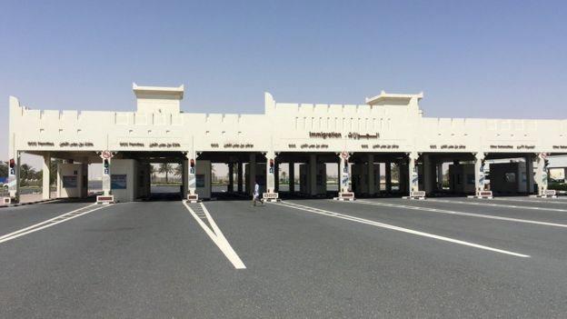 Perbatasan Qatar-Arab Saudi