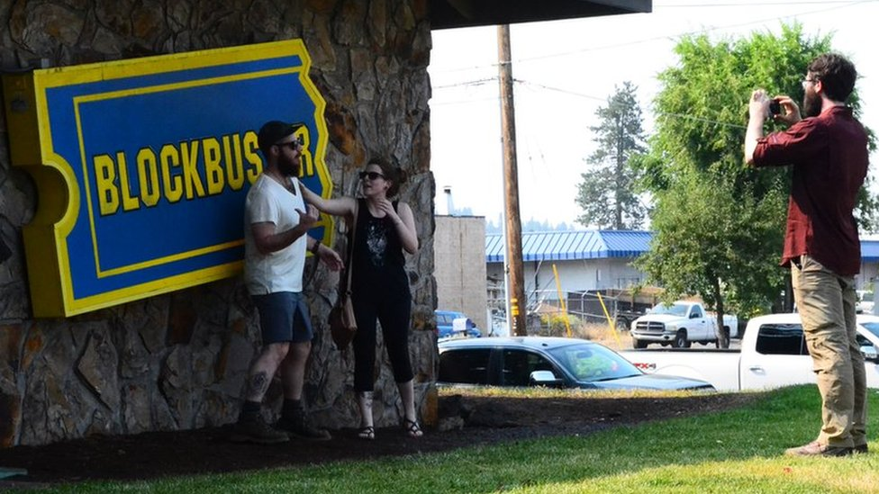 The last Blockbuster: 'I'm proud that we've survived'