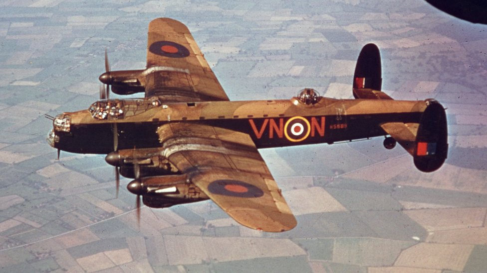 Los bombarderos durante la Segunda Guerra Mundial