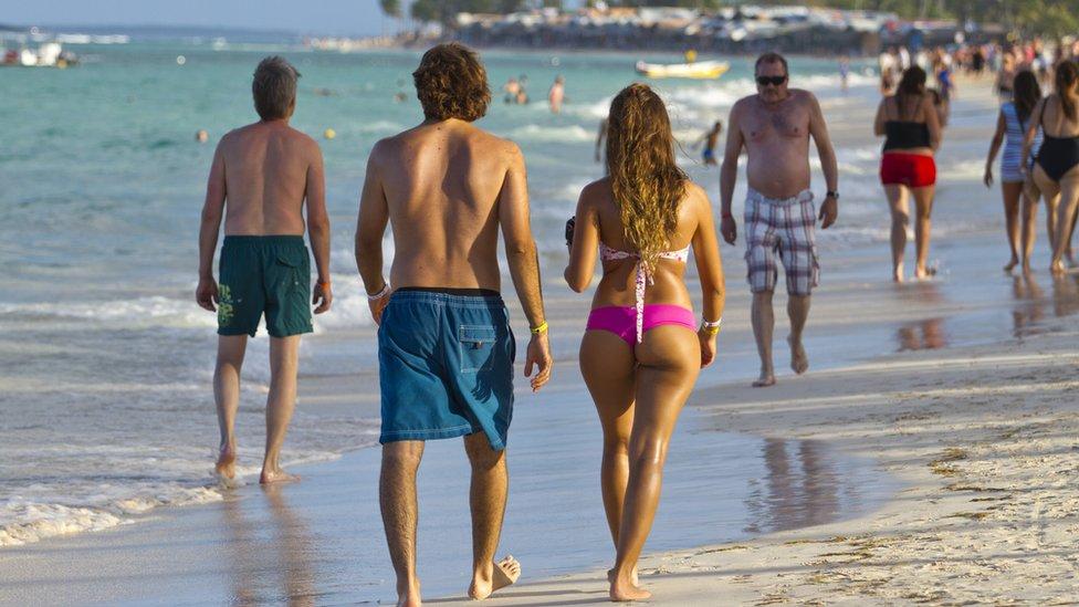 El turismo es uno de los grandes motores económicos de República Dominicana.