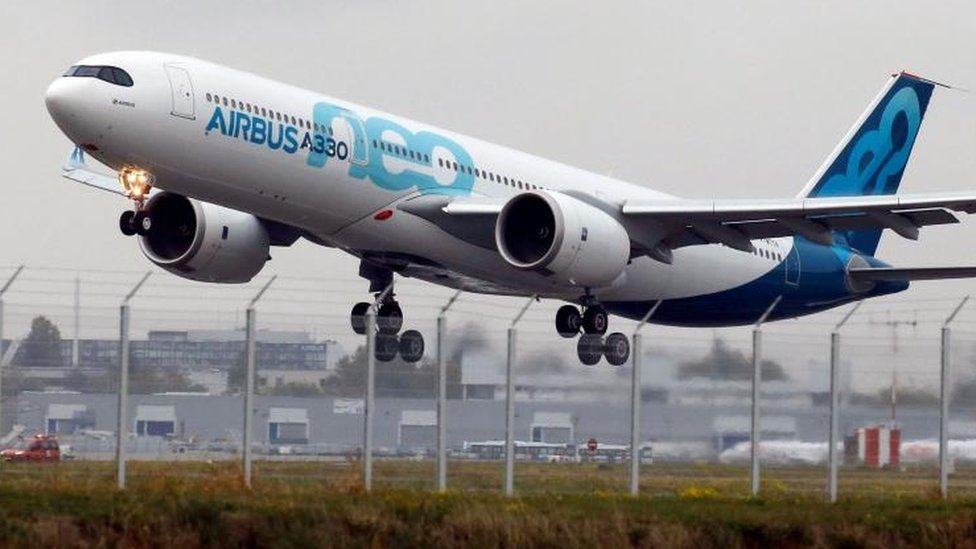 Airbus chief Tom Enders to leave after power struggle