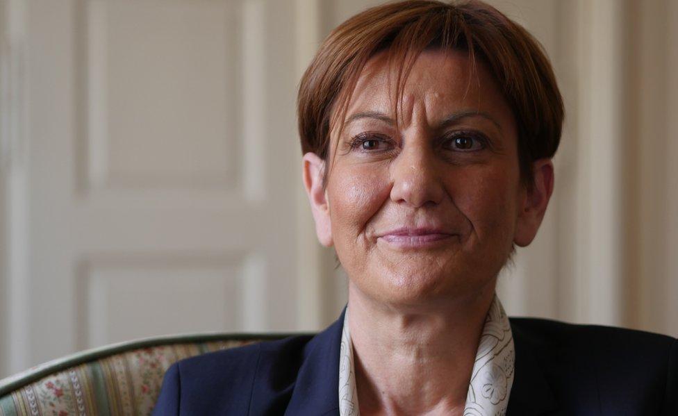 La ministra de Economía croata, Martina Dalic, cree que las ambiciones de Agrokor eran válidas.