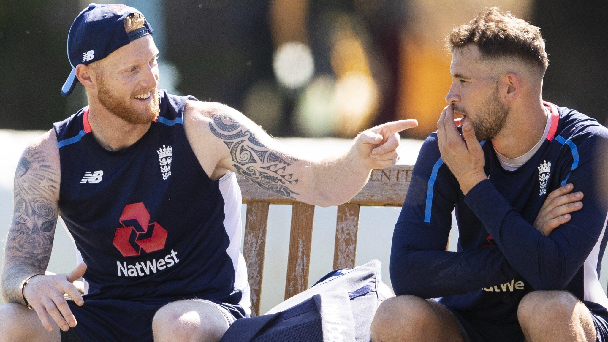 England's Ben Stokes & Alex Hales named in ODI squad for Sri Lanka series