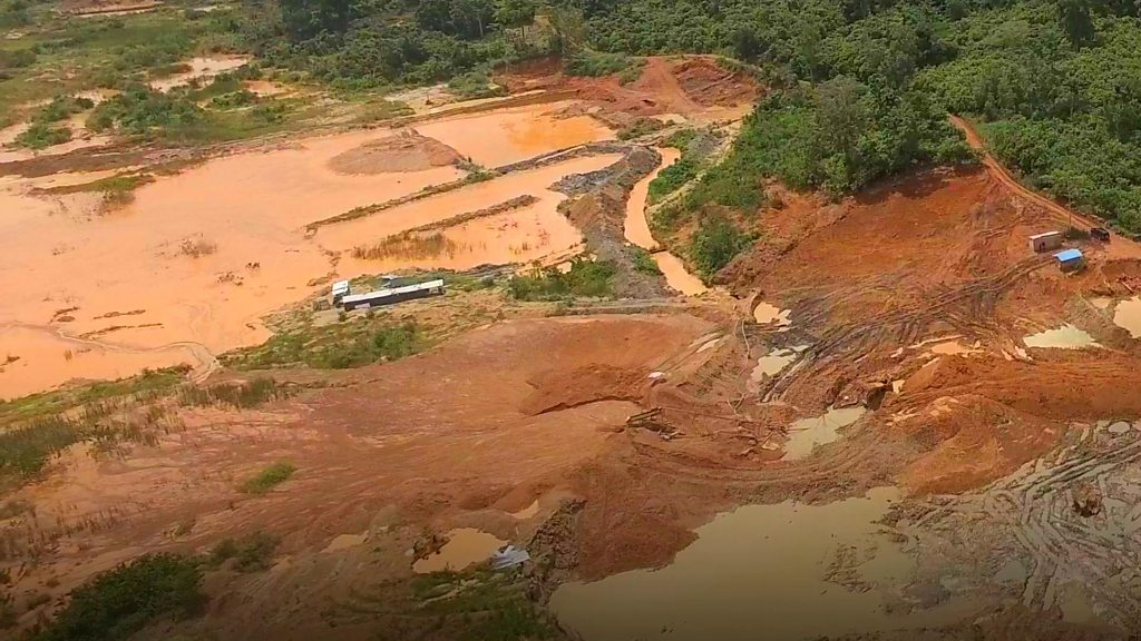 Could illegal mines in Ghana lead to an increase in chocolate prices?