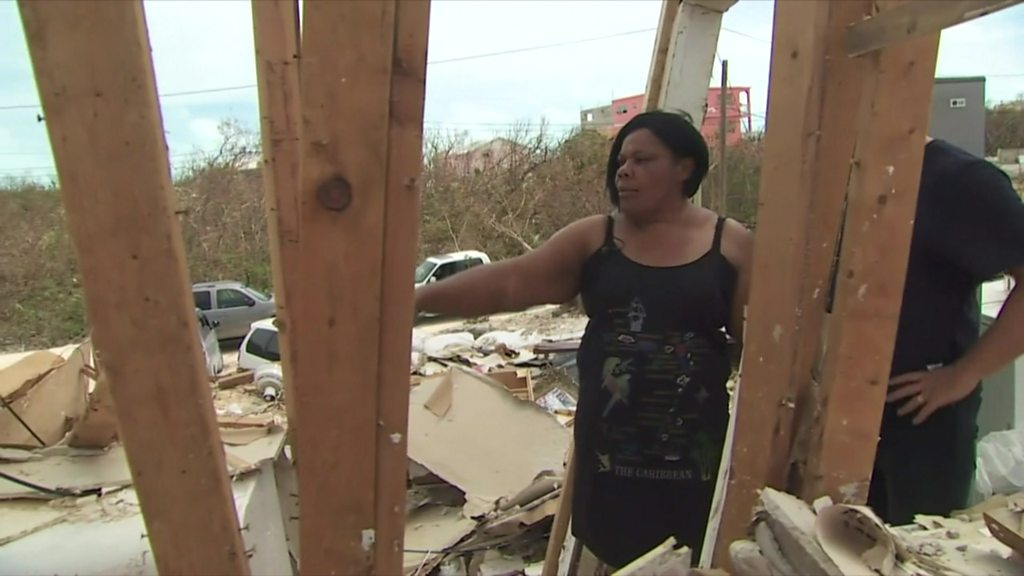 Praying for Hurricane Irma recovery in Caribbean