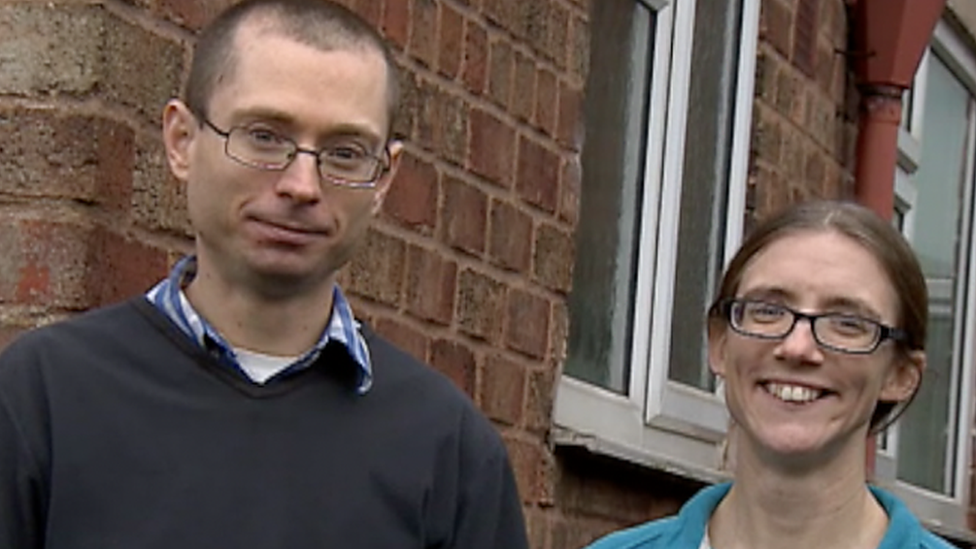 Birmingham couple buys house for asylum seekers