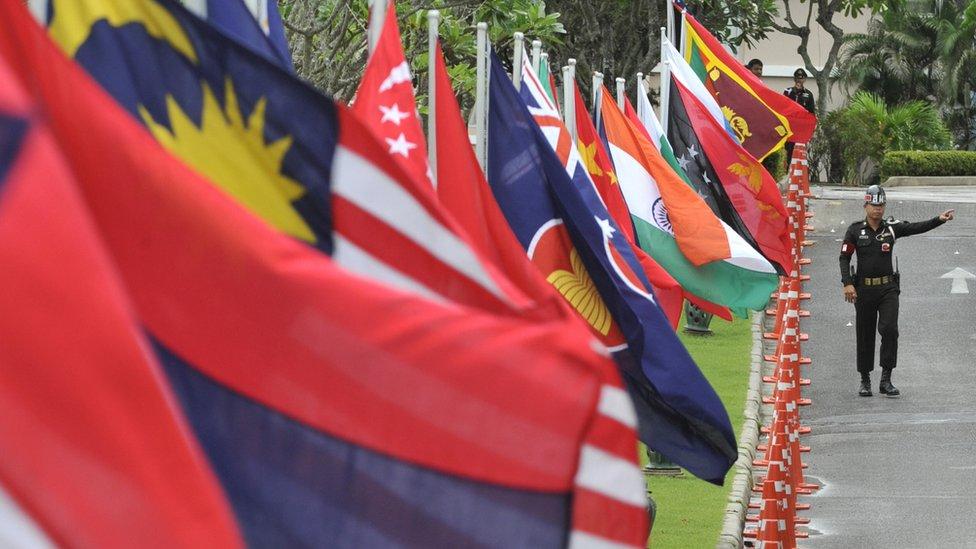 'Mỹ vẫn gắn bó với Asean về an ninh'