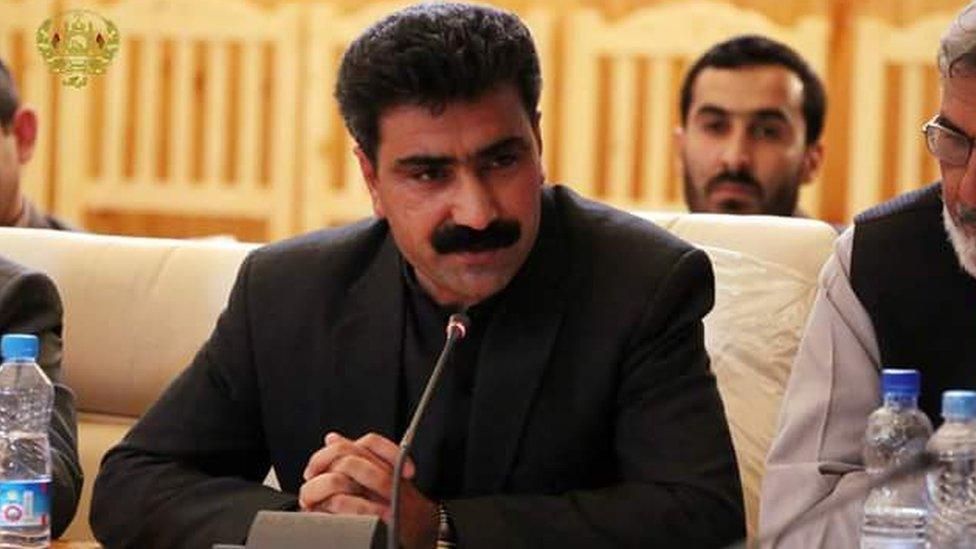 رئیس شورای ولایتی هرات به دو و نیم سال زندان محکوم شد