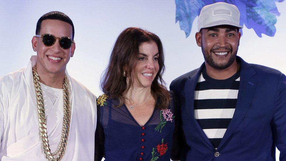 Daddy Yankee y Don Omar