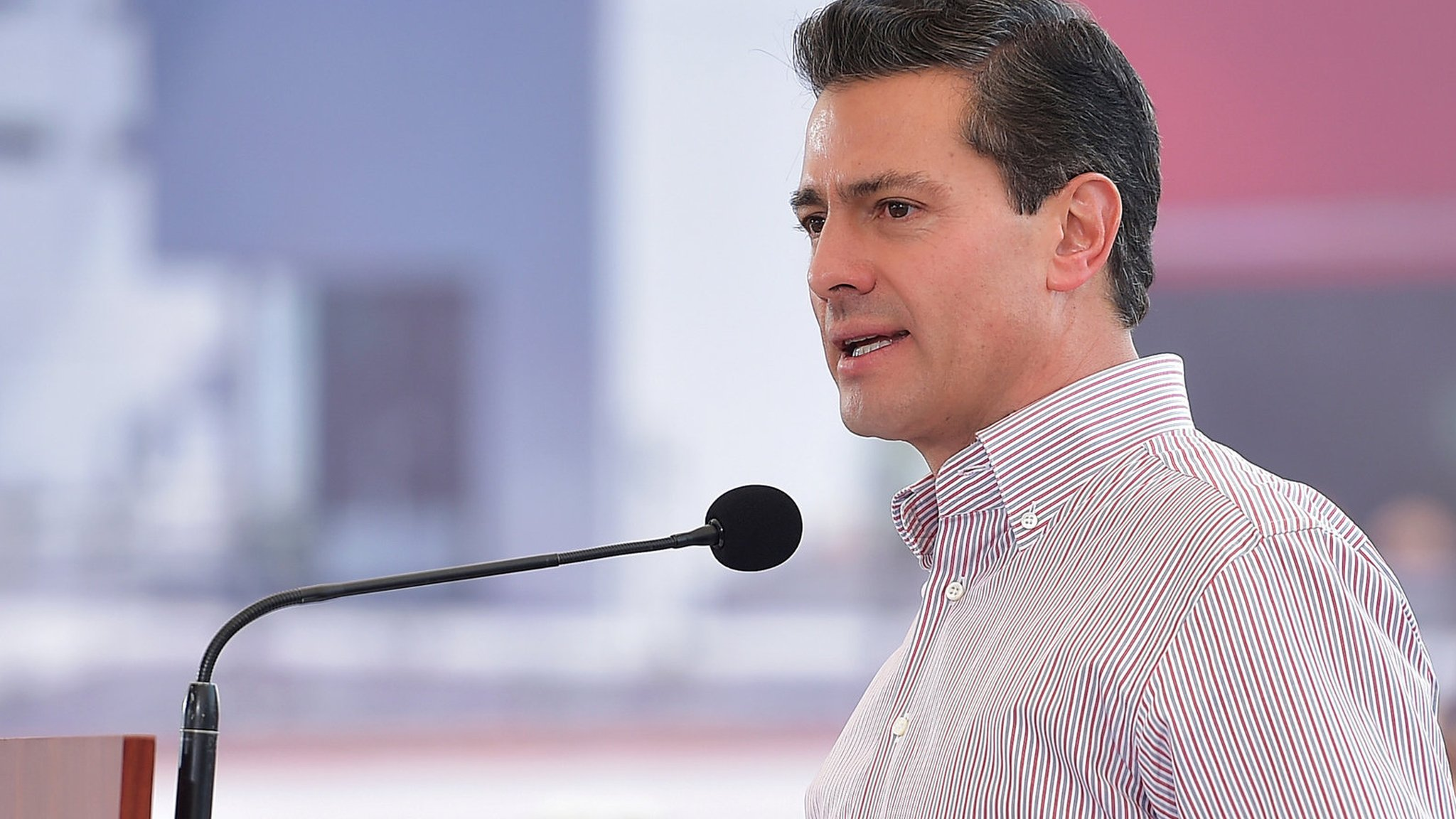 Mexican president denies spying on journalists, lawyers and activists