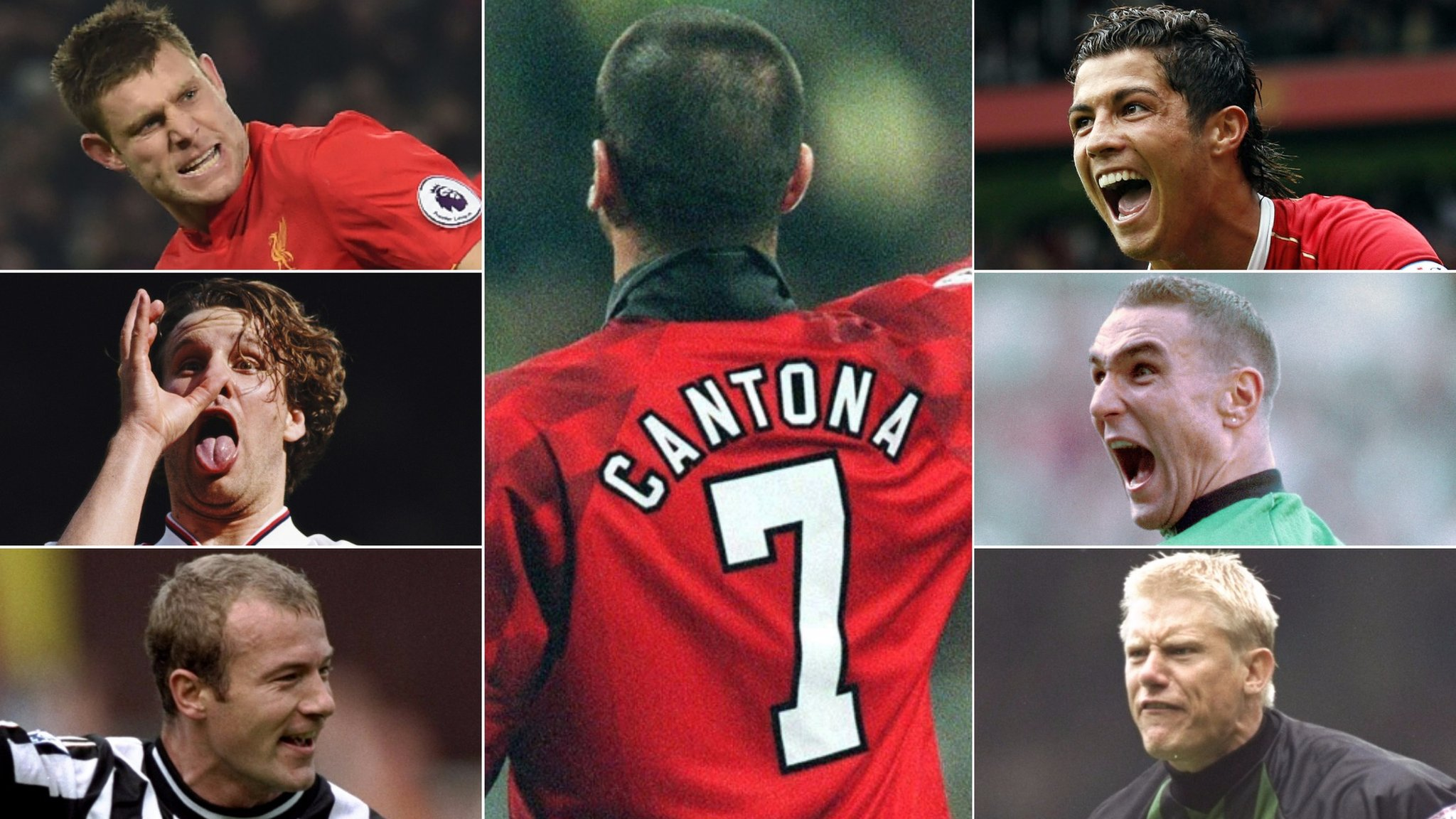 Which Premier League great are you? Play the quiz