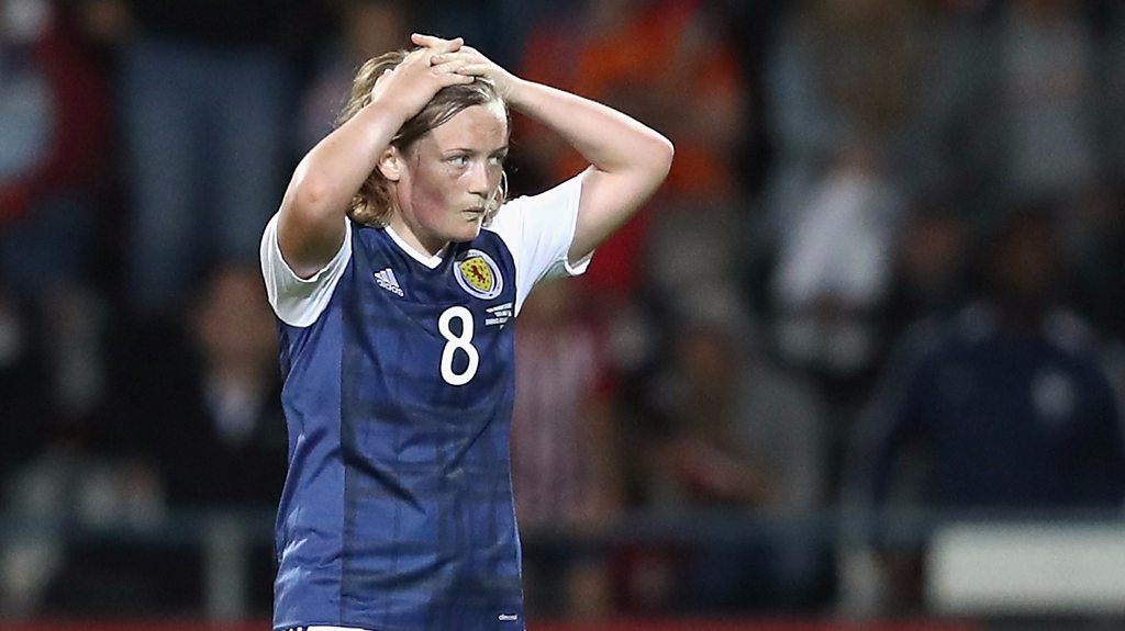 Scotland out despite stunning Spain - watch highlights
