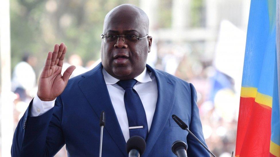 Sylvestre Ilunga Ilunkamba : ''Je m'engage à contribuer à l'amélioration des conditions de vie des citoyens congolais''