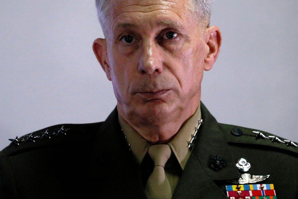 general Thomas Waldhauser