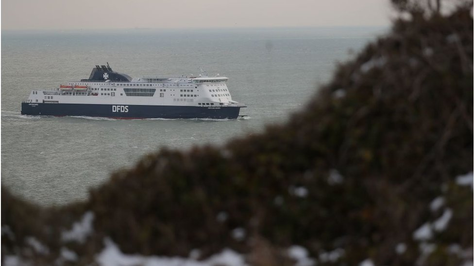 Government sued over no-deal ferry contracts