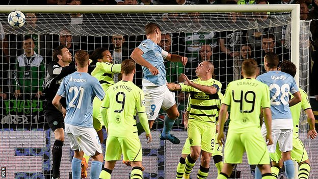 Video: Malmo FF vs Celtic