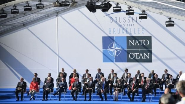 Presidentes de OTAN.