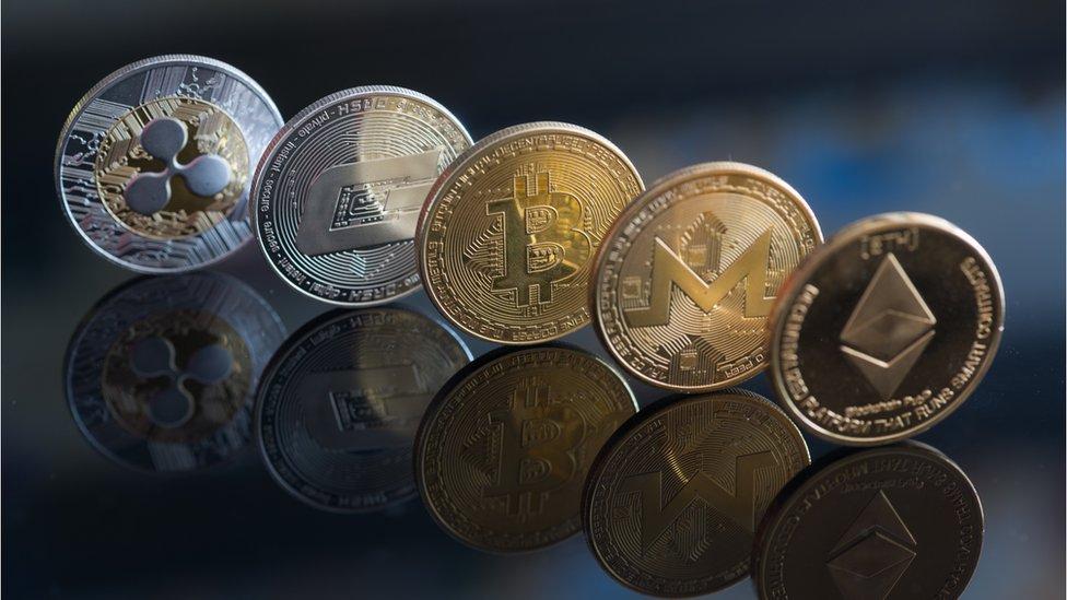 El bitcoin es solo una de las múltiples criptomonedas que existen.