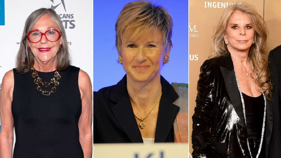 Who are the world's richest women?