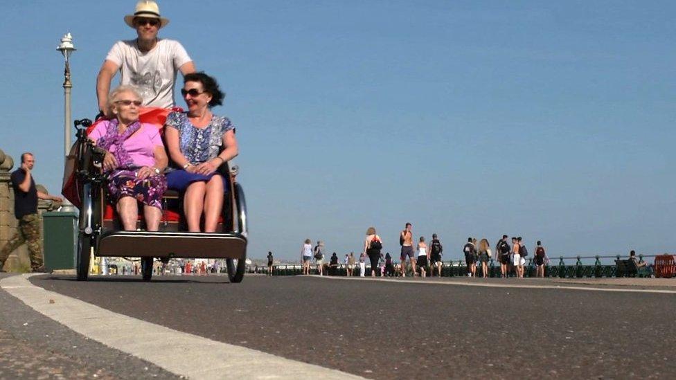 Brighton cycling project tackling social isolation