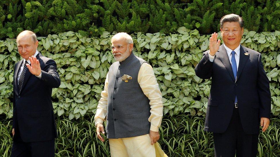 China backs Brics nations despite global uncertainty