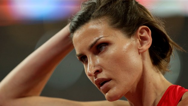 Chicherova loses appeal after being stripped of Olympic medal