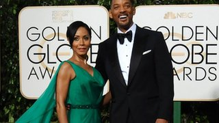 Will Smith admires Jada for Oscars video