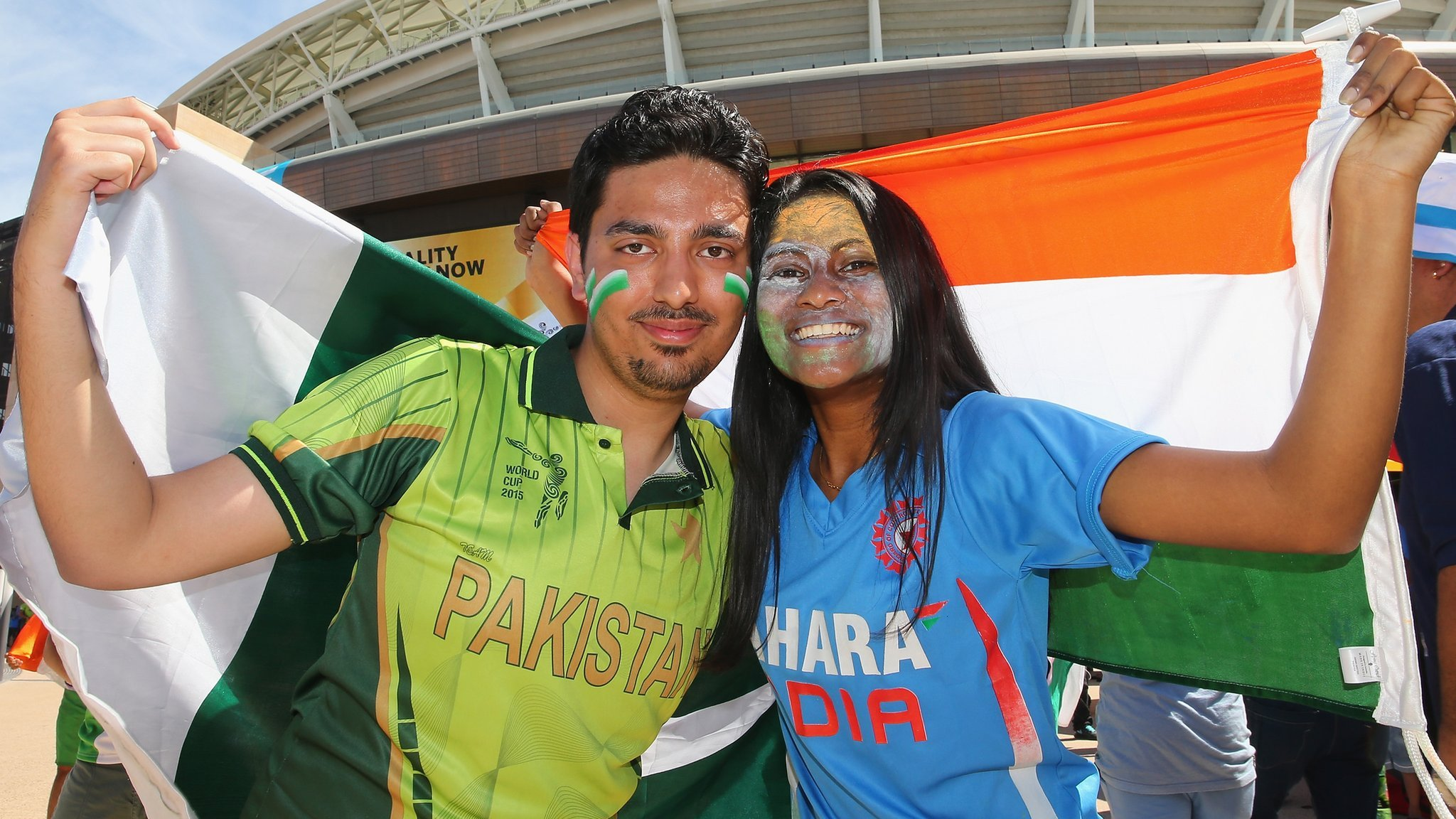 India v Pakistan: What World Cup match means to British Asians