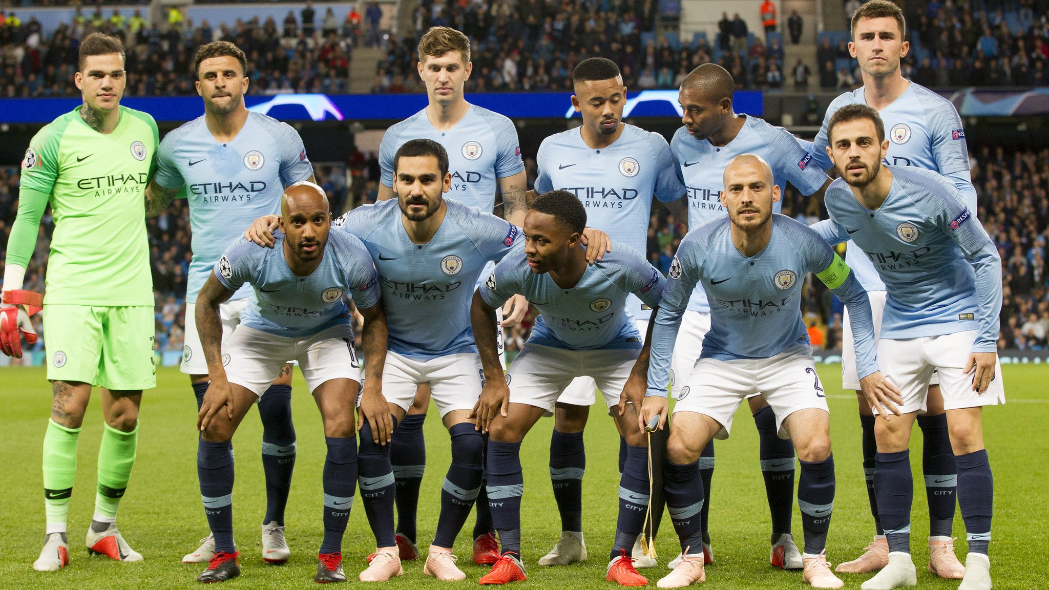 Man City 1-2 Lyon: City reduced to a barely recognisable rabble