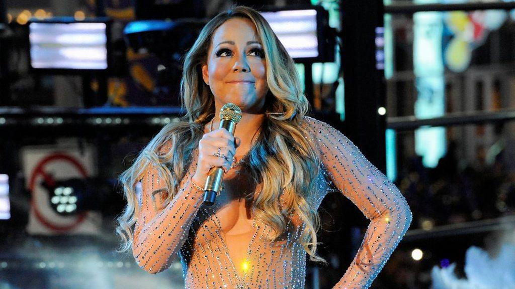 BBC News - Mariah Carey: Row over New Year's Eve performance