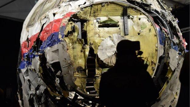 Bellingcat: нове фото російської установки, яка збила MH17