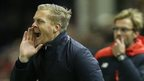 Swans not in relegation fight - Monk