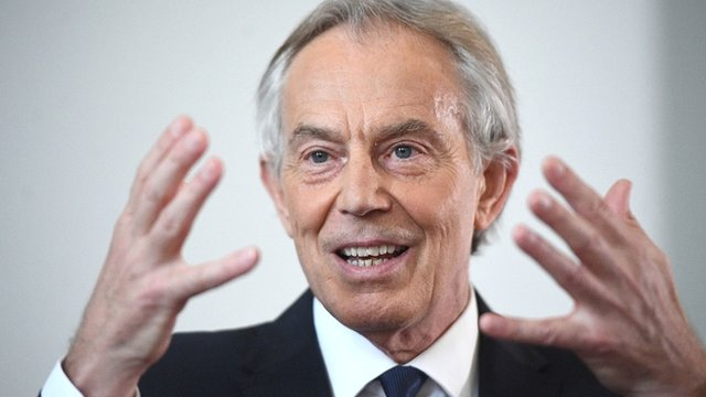 Extremism is global education fight, says Blair