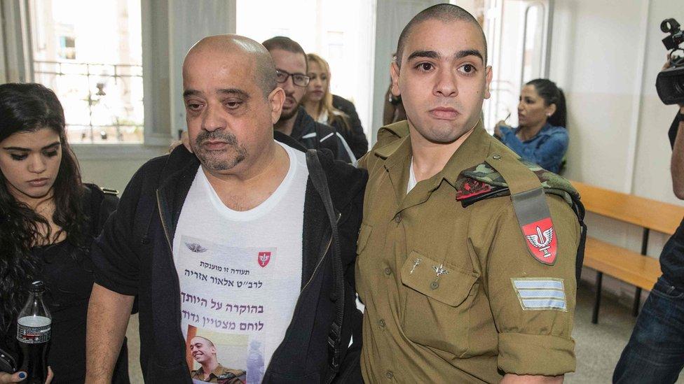 18 meses de prisión por ejecutar a un agresor palestino herido — Israel