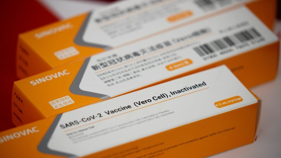 Aşı: Türkiye'de kullanılan Çin aşısı CoronaVac hakkında neler biliniyor? -  BBC News Türkçe