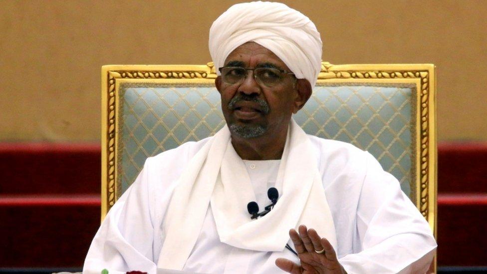 Sudan crisis: Cash hoard found at al-Bashir's home