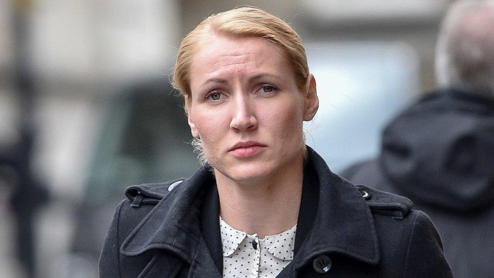 No retrial for 'sex on plane' teacher Eleanor Wilson