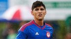 Mexican footballer is kidnapped