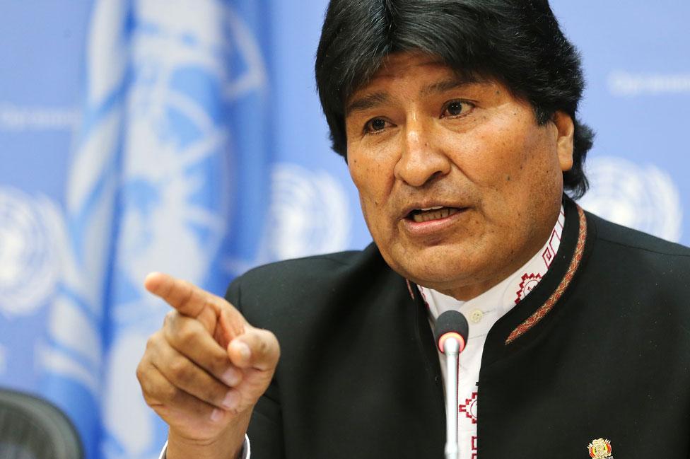 Evo Morales ya ha dicho en el pasado que el contrato de venta de gas a Argentina debe respetarse pero los argentinos lo acusan de haber incumplido el acuerdo, obligándolos a importar de otros lados.