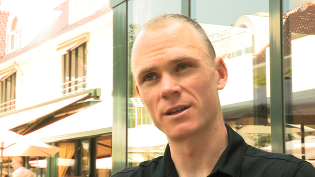 Tour de France means 'everything' to Chris Froome