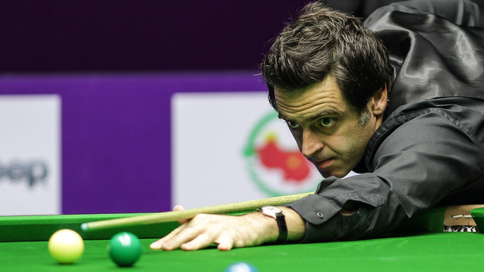 International Championship: Ronnie O'Sullivan beats Kurt Maflin to reach last 16